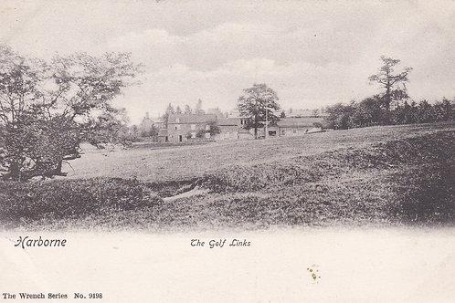 Harborne Golf House & Links Ref.2214a C.1902-6