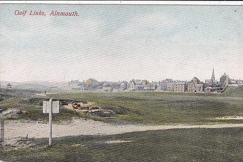 Alnmouth Village Golf LinksRef.446 C.Ea 1900