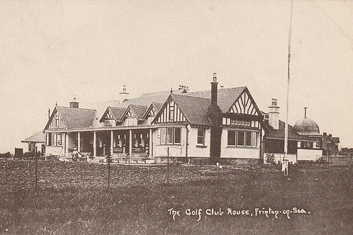Frinton-on-Sea Golf Pavilion Ref.2476 C.1914-18