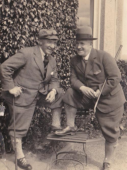 Harry Lauder & Donald Munro Ref.1098