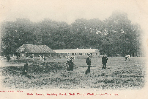 Ashley Park Golf Course Ref.2716 C.1905