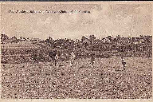 Aspley Guise & Woburn Sands C.1918-25 Ref.1786