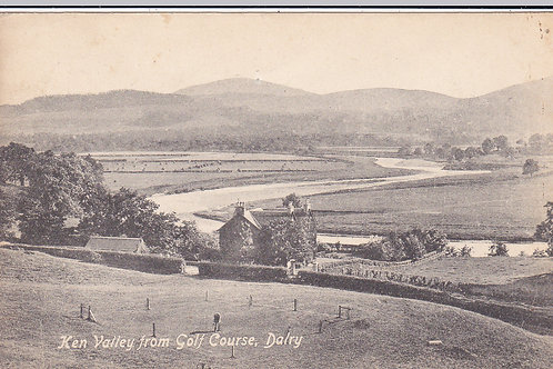 Dalry,(St.Johns Town) Golf Course Ref.666
