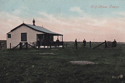 Towyn Golf Pavilion Ref.333 C.1904-07