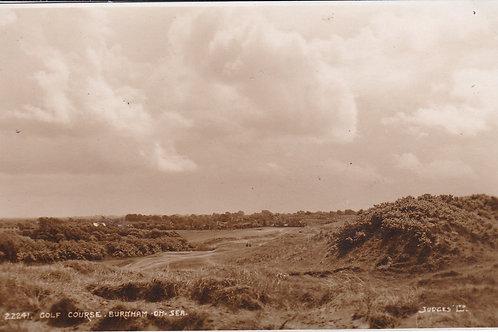 Burnham Golf Linkls Ref.1168 C.19