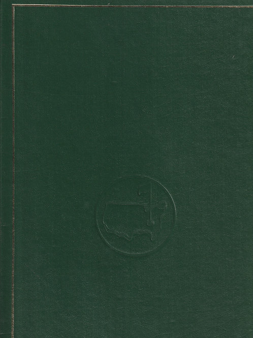 1979 Masters Annual SIGNED by the Champion Fuzzy Zoeller Ref. MA. 138 C.1979