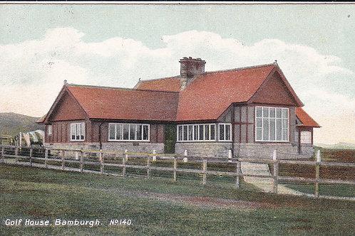 SOLD>Ref.210.Bamburgh Golf House Ref.210 C.1909 Ref.210
