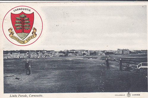 Carnoustie Links Ref.1143 C.1909