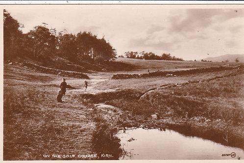 SOLD>Ref.1488.Kirn (Cowal) Golf Club Ref.1488 C.1920s
