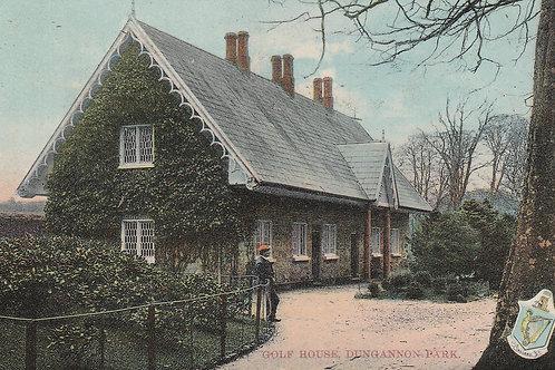 Dungannon Golf House Ref.2426 C.Ea 1900s