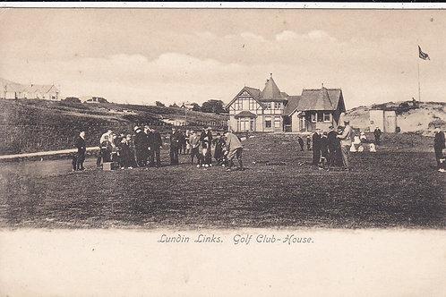 Lundin Links  Ref.611 C.pre 1914