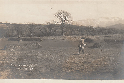 Embleton Golf Course, Cumbria Ref.2507 C.Ea 1900s