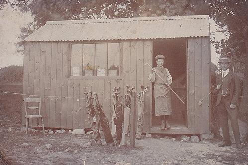 SOLD>Ref.2044a.Llandrindod Wells Golf Club Ref.2044a C.1905-14