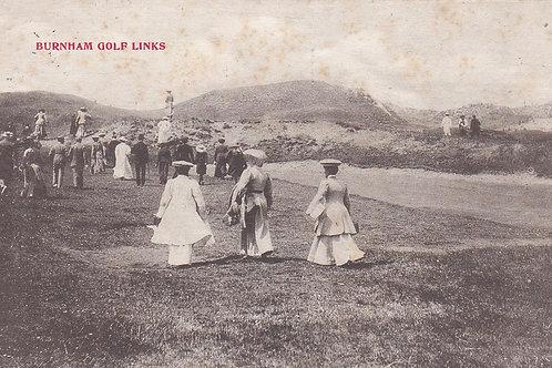 Burnham.British Ladies Am.C/Ship Ref 174 C.1906