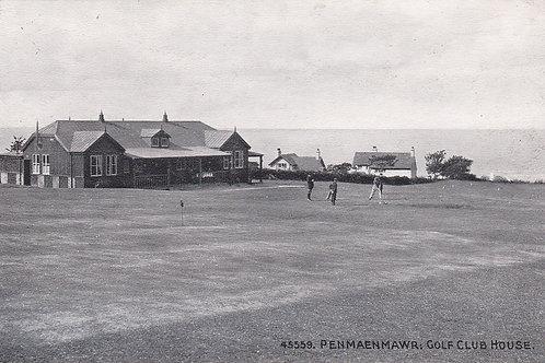 Penmaenmawr G.c. Ref.1846 C.Pre 1914