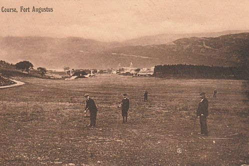 Fort Augustus Golf Course Ref.2302 C.1911