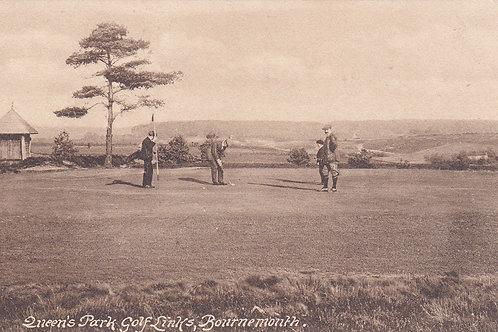 Queens Park Golf Links Ref.1111