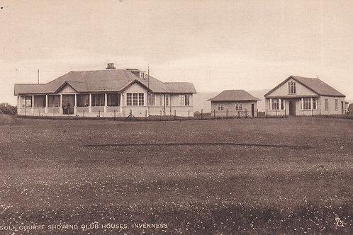 Inverness Golf Pavilion Ref.2147a C.Ea 1900s