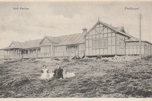 Porthcawl Golf Pavilion Ref.2460 C.Pre 1904