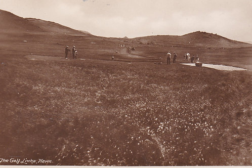 Herm Golf Links Guernsey C.Ea 1930s-40s Ref.1978