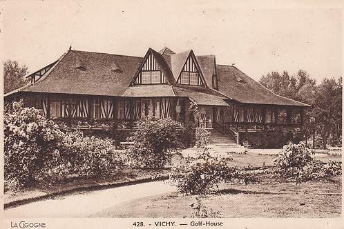 Vichy Golf House,France Ref.1891 C.19