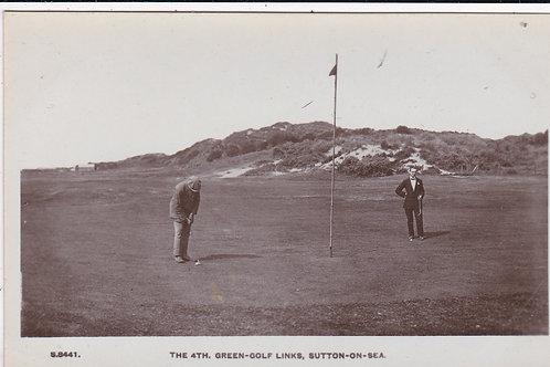 Sutton-on-Sea Links Ref.1192 C.1910-15
