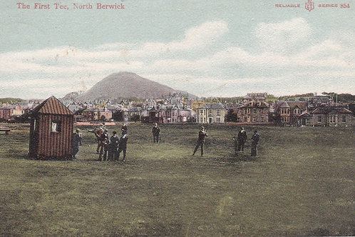 North Berwick Golf Links Ref.2216a C.1908