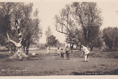 Jeures Golf Links, Ref.2230a C.Ea 1900s