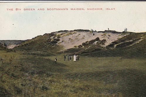 Machrie Golf Links Ref.1628 C.1928 ?