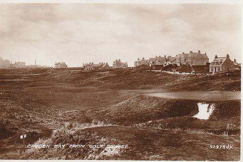 Cruden Bay Golf Links & Town Ref.2456 C.1920s