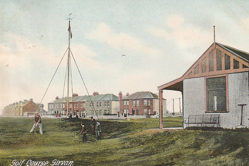 Girvan Golf Pavilion Ref.2448 C.Pre 1907