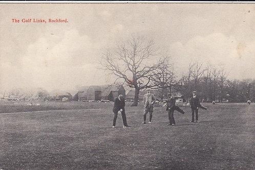 Rochford (100) Golf Links,Essex Ref.685 C.1906