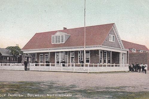 Bulwell Golf Pavilion Ref.1953 C.Pre 1914