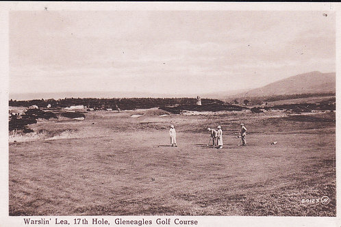 Gleneagles.Warslin'Lea Hole Ref.993 C.19