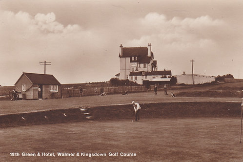 Walmer & Kingsdown G.C.Ref.1866
