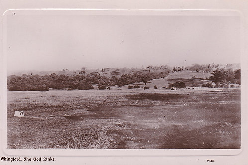 Chingford Golf Course Ref.1847 C.1911
