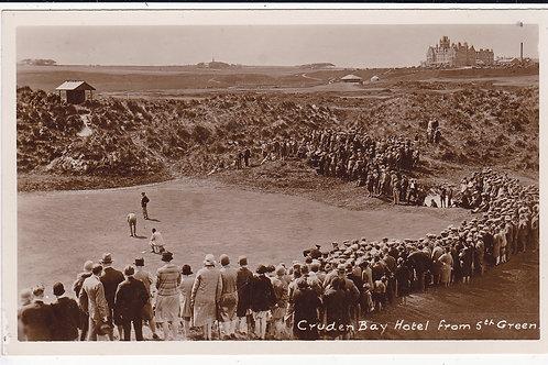 SOLD>Ref.1456.Cruden Bay Golf Links Ref.1456