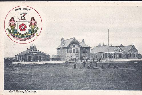 Montrose Links & Club Houses C.1907 Ref.539