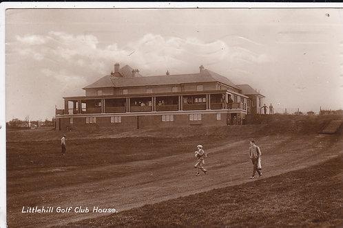 Littlehill Golf Club House,Glasgow Ref.1497 C.1928