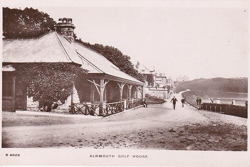 Alnmouth Village Club Pavilion.Ref 110. C.1910-15