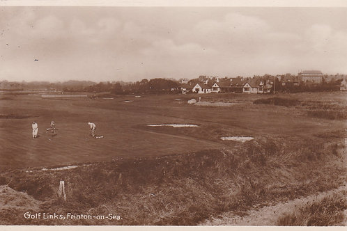 Frinton-on-Sea Golf Links Ref.1863 C.1930s/40s