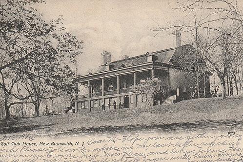 New Brunswick Golf Pavilion U.S.A.Ref.2443 C.1902-04