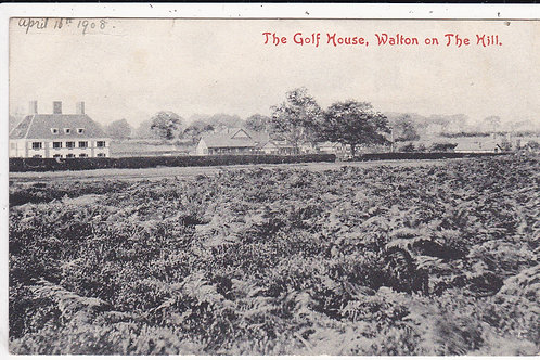 Walton-on-the-Hill Golf House Ref 1242.C.1908