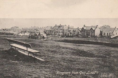 Kinghorn Golf Links & Club House  Ref.2545 C.1900-09