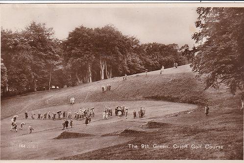 Crieff Golf Course.Ref.1760 C.1920s-30s