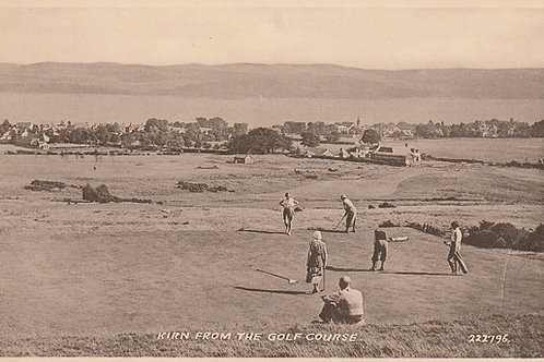 Cowal Golf Links,Kirn Ref.2598 C.1930s