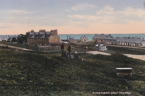 Kinghorn Golf Links Ref.474 C.1913