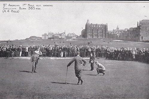 St Andrews Links C.1888-9 Ref.672