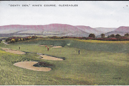 Gleneagles.King's Course Ref.1104