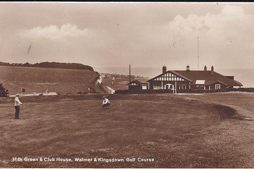 Walmer & Kingsdown Golf House Ref.1791 C.1918-25
